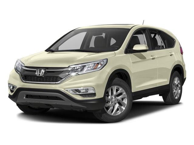 Honda Dealers In Ct >> 2016 Honda Cr V Ex