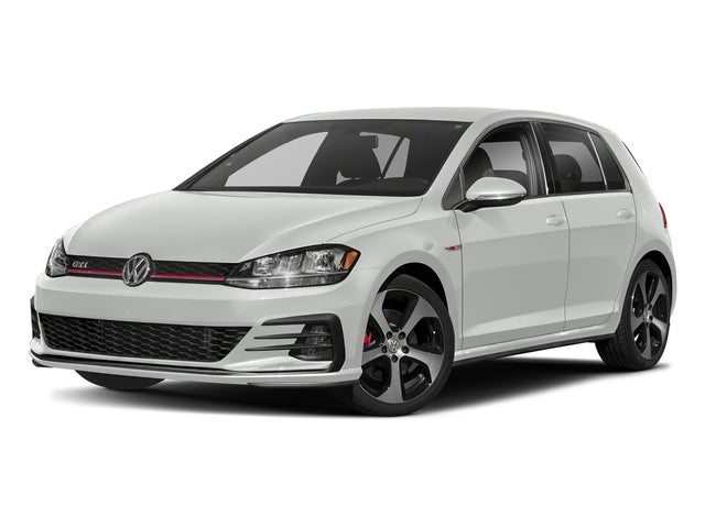 2018 Volkswagen Golf GTI SE - Volkswagen dealer serving Hartford ...