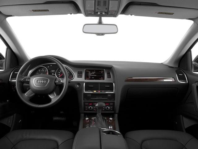 2015 Audi Q7 3.0T Premium Plus - Hartford CT area Volkswagen dealer