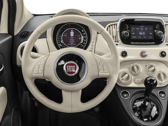 Fiat 500 Pop >> 2017 Fiat 500 Pop