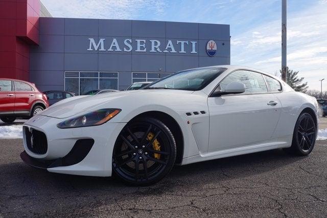 Maserati Granturismo Mc >> 2012 Maserati Granturismo Mc Stradale